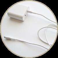 携帯電話充電ケーブル(貸し出し)